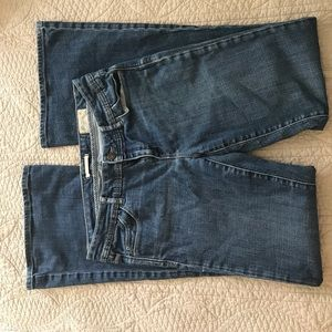 GAP limited edition size 10 tall jeans.